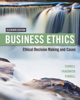 Business Ethics and Law - LAWRENCE MCNEIL, PH D